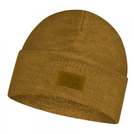Gorro polar Buff Merino Wool Fleece Ochre amarillo