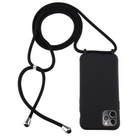 Carcasa Iphone 11 TPV Pro con cordón