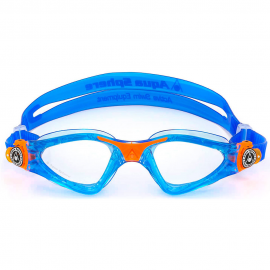 Gafas natación Aquasphere Kayenne azul naranja transparente