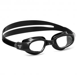 Gafas natación MP Mako2 negro con lente transparente