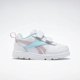 Zapatillas Reebok Royal Prime 2 blanco/rosa/celeste bebé