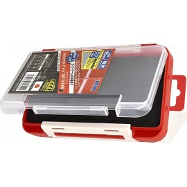 Meiho - Caja Doble - Rune Case 1010W-1 Red