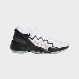 Zapatillas baloncesto adidas D.O.N.Issue 2 blanco/negro
