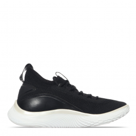 Zapatillas Under Armour Curry 8 negro/blanco unisex