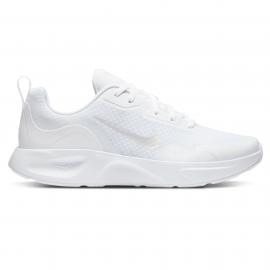 Zapatillas Nike Wearallday blanco mujer