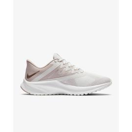 Zapatillas Nike Quest 3 blanco/bronce mujer