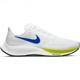 Zapatillas Nike Air Zoom Pegasus 37 blanco/azul hombre