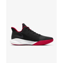 Zapatillas Nike Precision IV negro/gris hombre