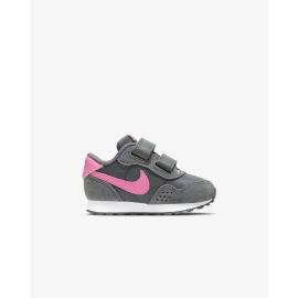 Zapatillas Nike MD Valiant gris/rosa bebé