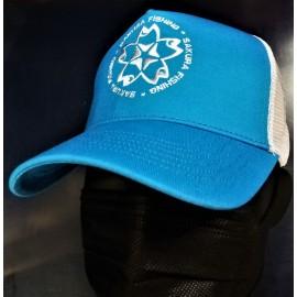 Gorra Trucker Sakura c.Blue/White