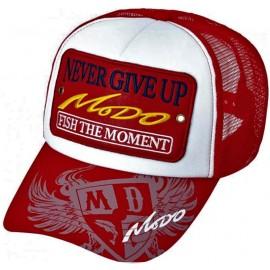 E.G. Modo Mesh Cap T.3 Red/White