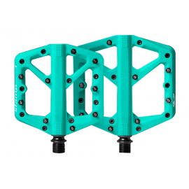 Pedales Crank Brothers Stamp 1 Small Turquoise