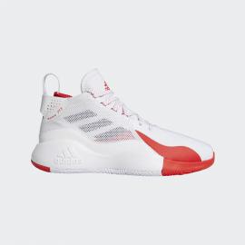 Zapatillas adidas D Rose 773 2020 blanco rojo hombre
