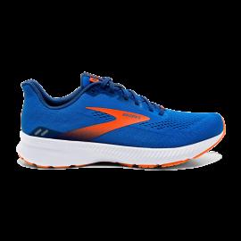 Zapatillas Brooks Launch 8 azul naranja hombre