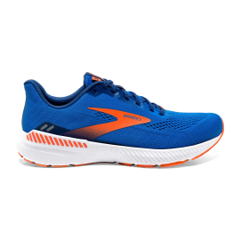 Zapatillas Brooks Launch GTS 8 azul naranja hombre