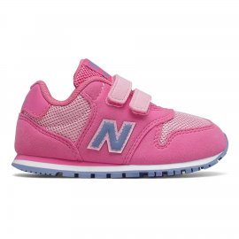Zapatillas New Balance IV500TPP rosa azul bebé