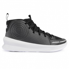 Zapatillas Under Armour Jet negro unisex