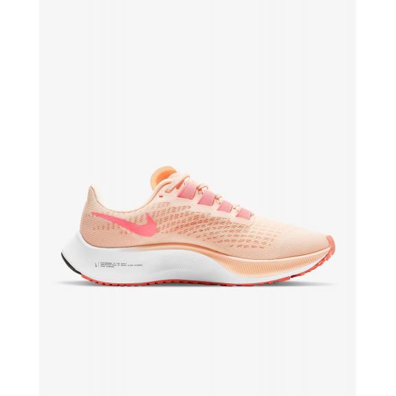 Zapatillas Nike Air Zoom Pegasus 37 naranja mujer