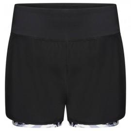 Pantalón corto Dare 2B Outrun negro mujer
