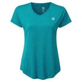 Camiseta deporte Vigilant Dare2b Azul  mujer
