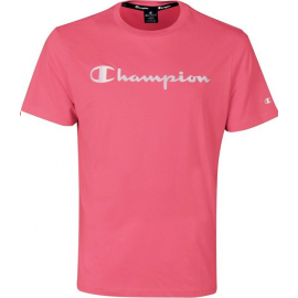 Camiseta Champion 214142 rosa hombre
