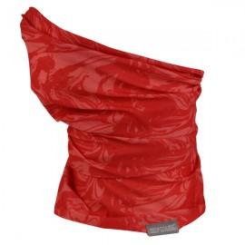 Cuello multideporte Print Regatta rojo junior