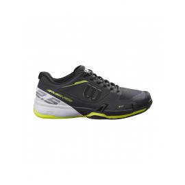 Zapatillas Wilson Rush Pro 2.5 2021 negro blanco lima hombre