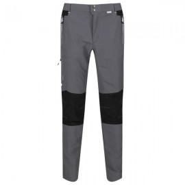Pantalon senderismo Regatta Sungari II gris hombre