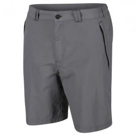Pantalon corto outdoor Leesville Regatta gris hombre