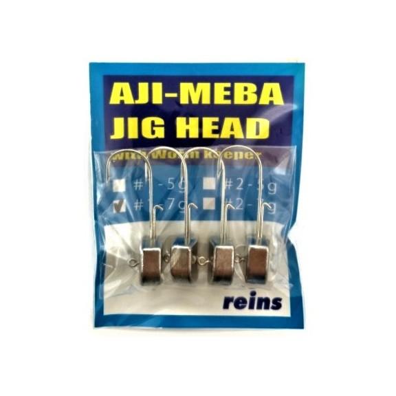 Aji-Meba Jig Head 5 gr. / n.2