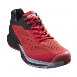 Zapatillas Wilson Rush Pro 3.5 rojo negro hombre
