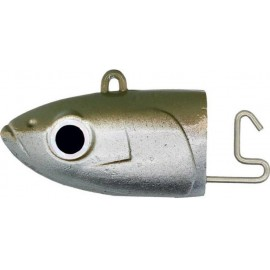 Cabeza Black Minnow 160 Off Shore Jig Head 60gr.