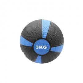 Balón medicinal Softee New 3kg negro