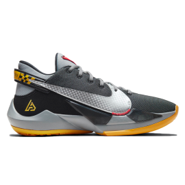 Zapatillas Nike Zoom Freak 2 negro/plata hombre