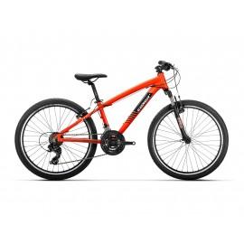 """Bicicleta Conor 340 24"""" rojo"""