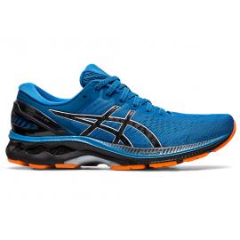 Zapatillas Asics Gel-Kayano 27 azul negro hombre