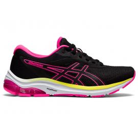 Zapatillas Asics Gel-Pulse 12 negro rosa mujer