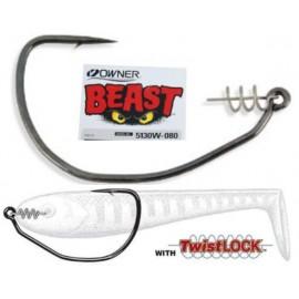 Beast with Twistlock 8/0