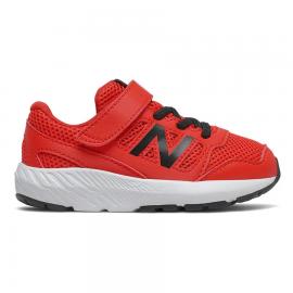 Zapatillas New Balance IT570RB2 rojo/negro bebé