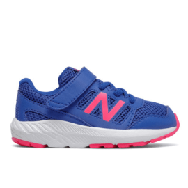 Zapatillas New Balance IT570BP2 azul/rosa bebé