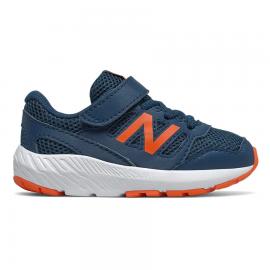 Zapatillas New Balance IT570BO2 marino/naranja bebé