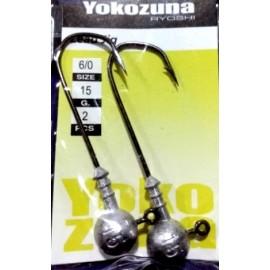 Jig Yokozuna Extrafuerte 6/0 - 12gr.