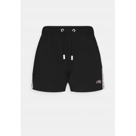 Pantalón corto Fila Jadiana Taped negro mujer