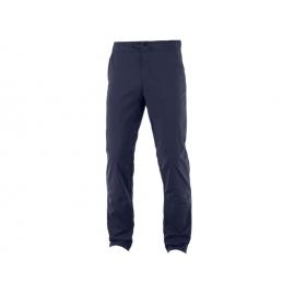 Pantalón outdoor Salomon Explore Tapered azul hombre