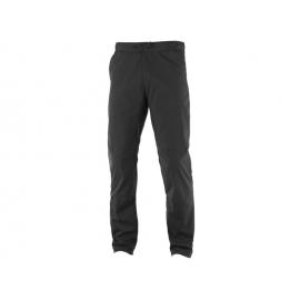 Pantalón outdoor Salomon Explore Tapered negro hombre