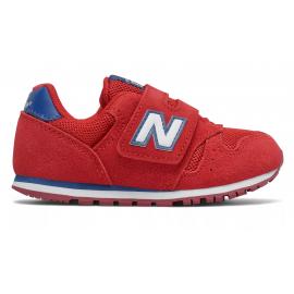 Zapatillas New Balance IV373SRW rojo bebé