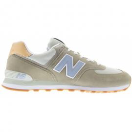 Zapatillas New Balance ML574NT2 kaki hombre