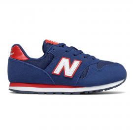 Zapatillas New Balance YC373SNW azul junior