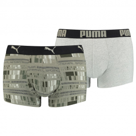 Bóxer Puma AOP Trunk 2pk...