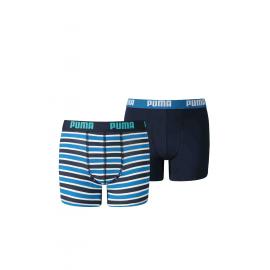 Bóxer Puma Basic Boxer Printed azul junior